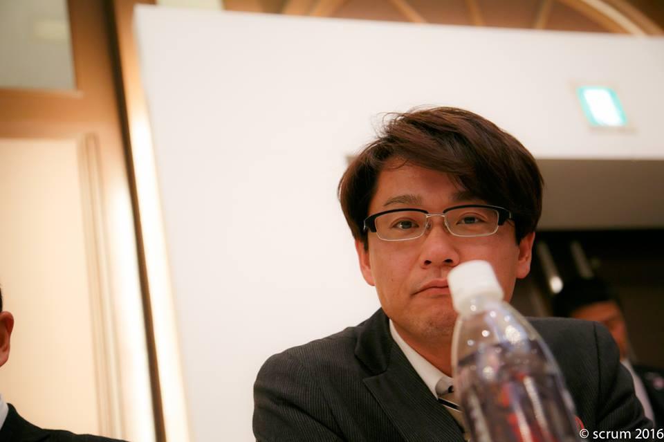 山口剛史27年度スクラム推進委員長(藤枝YEG)もオブザーブ参加していただきました。