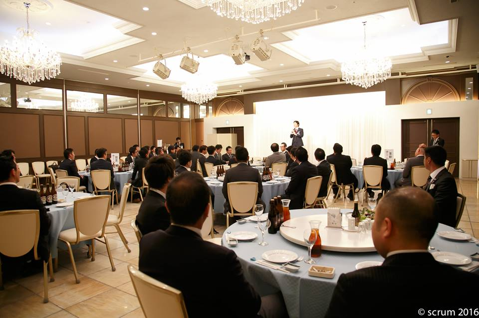 沼田YEGのみなさまも懇親会にご参加いただきました。