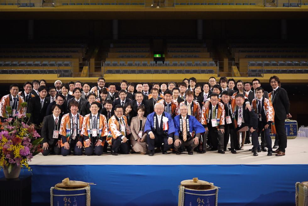静岡YEG集合写真