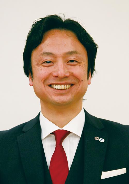 平成28年度スクラム推進委員会 委員長 三木 健児(富岡YEG)